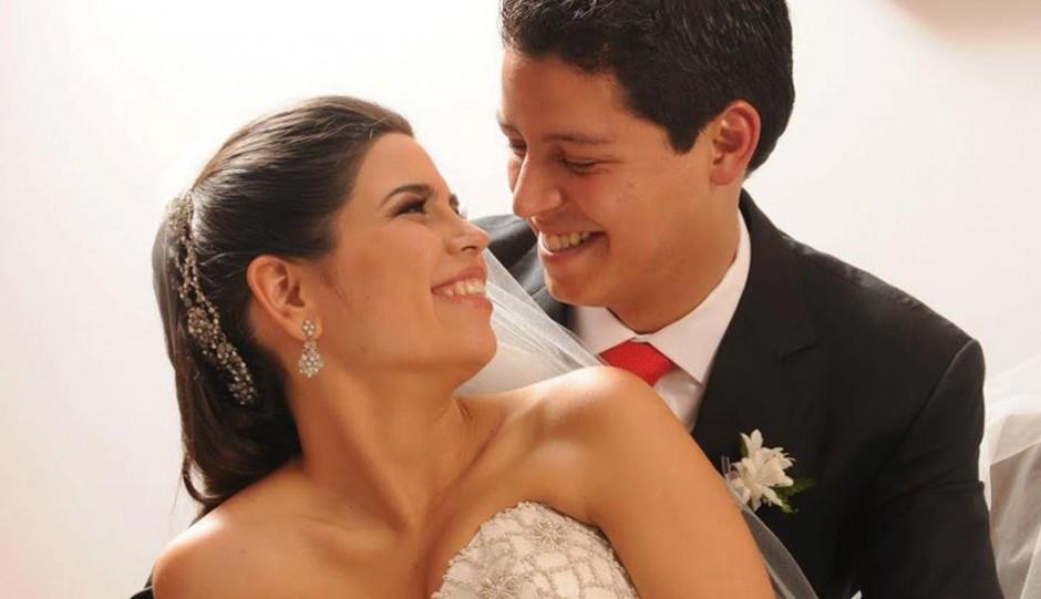 Andrea y Agustín
