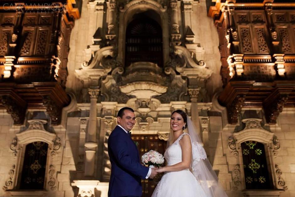 Claudia y Miguel